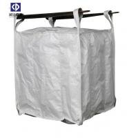 China Virgin Polypropylene FIBC Bulk Bags 1 Ton 1.5 Ton Dustproof For Mineral Use wholesale