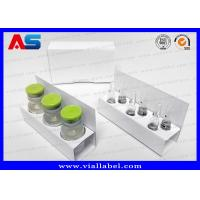 China SGS Cardboard Storage GH Boxes With Lids / Paper Pharmaceutical Cartons on sale
