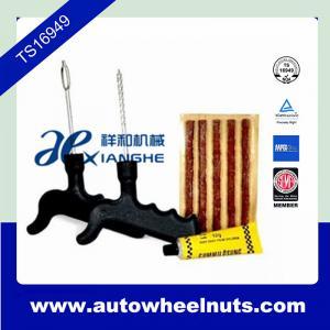 China Safety Car Bike Motorcycle Repair Kit / Tire Repair Kit / Tire Plugging Tools wholesale