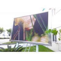 China HD Giant Screen P10 Outdoor Full Color LED Display Video Wall Commercial Advertising wholesale