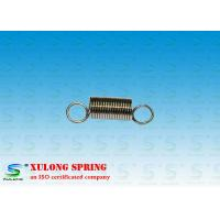 China Refrigerator Cooler Machinery Tension Coil Springs , Stainless Steel Extension Springs wholesale