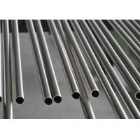 Precision Thin Wall TP304 316L Stainless Steel Tube , Cold Rolled Seamless Steel Pipe