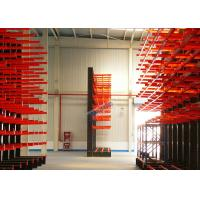 Quality 1200 Kg Load Capacity Cantilever Storage Racks Roll - Formed H Beam With 700mm Arm for sale