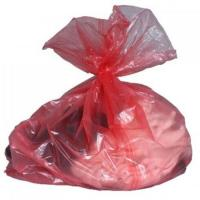 Quality Custom Water Soluble Laundry Bags , PVA Plastic Medical Laundry Bags for sale