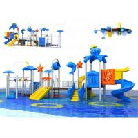 China 2018 CHILDREN COMMERIACL WATER AMUSMENT PLAYGROUND EQUIPMENT FACTORY SUPPLY wholesale