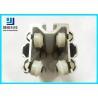 China Aluminum Roller Track  28mm Aluminum Alloy PE Wheel Silver AL-44 wholesale