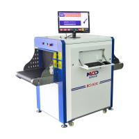 China Full Color Display X Ray Security Scanner , X Ray Inspection System For Hotel Cargo on sale