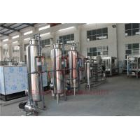 China Portable 	Mineral Water Purification Machine , Reverse Osmosis Treatment Machine wholesale