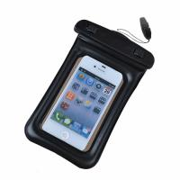 China Stocks available Cell phone PVC transparent material mobile phone waterproof bag cell phone bag wholesale
