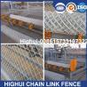 China China High Speed  Sport Fence Mesh Making Machine,Diamond fence making machine , chain link fence machine wholesale
