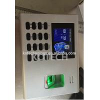 China K40 Leading Supplier Biometric Fingerprint Time Attendance wholesale