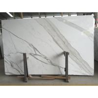 China 24x48 Natural Stone Slabs Calacatta Countertop Kitchen Bench Top Vanity Tops wholesale