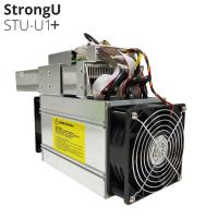 China StrongU STU-U1+ 12.8Th/s Blake256R14 DCR miner hardware Decred digging machine wholesale