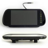 China Touch Button Video Rear View Car LCD Monitor Parking Sensor Optional wholesale