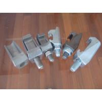 China Alloy Steel Investment Casting Vacuum Parts For ISO Double Claw Clamp wholesale