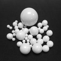 China 95% Purity 0.1mm To 100mm Zirconia Grinding Beads Grinding Balls For Mining wholesale