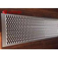 Buy cheap Heavy Duty Grip Strut Safety Grating Non - Serrated Surface Slip Resistance from wholesalers
