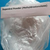 Methyldrostanolone / Methasteron / Superdrol Oral Anabolic Steroids For Muscle Gaining CAS 3381-88-2