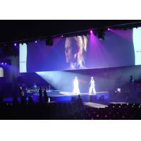 China P3.91 P4.81 Aluminum Super Slim Led Screen Hire With Video Processor For Concert wholesale