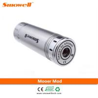China 2015 newest design mooer mod mechanical mod e cig mooer mod Mooer mod wholesale