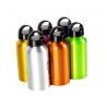 China Promotional custom travel aluminum water sports bottle 500 ml Promotional Aluminium Sports Water Bottle wholesale