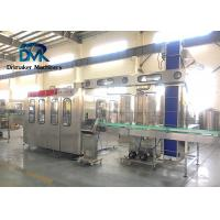 China Fully Automatic Water Bottling Machine Compact Structure 6000 Bottles Per Hour wholesale