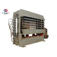 Quality 1300 * 2500 Mm Hot Press Platen for Hydraulic polywood press for sale