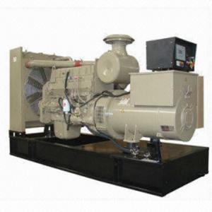 China Cummins Engine Open Diesel Generator 50hz And Stamford Alternator wholesale