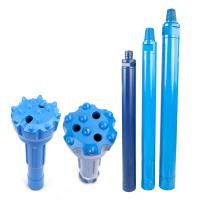 "China Atlas Copco 3"" 4"" 5"" 6"" 8"" High Pressure Dth Air Drill Hammers And Bits wholesale"