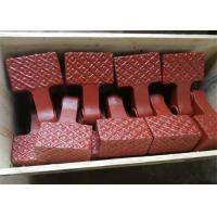 China Hard Layer Crusher Wear Parts , Manganese Steel Hammers With Surface Welded wholesale