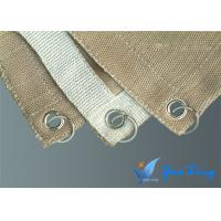 China Petrochemical Industrial Welding Blanket On Smoker Customized Size wholesale