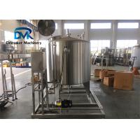 China Professional Liquid Process Equipment Cip Cleaning System After Production Use wholesale