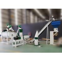 China 1 T/H Feed Pellet Production Line High Efficiency For Animal Poultry Livestock wholesale
