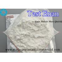 China Finished Injectable Steroids Testosterone Enan Testosterone Enanthate Powder wholesale
