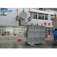 China 35kv Three Phase Electrical Oil Immersed Power Transformerr / 2 Winding Transformer wholesale