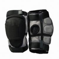 China Cycling knee/elbow pad, wear-resistant on sale