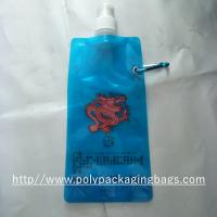 China Security Stand Up Pouch With Spout 32 Oz , 64 Oz Or Customized wholesale