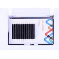 China Hand Made 3D Eyelash Extensions Y Shape Double Tips Mink Lash Fast Bloom wholesale