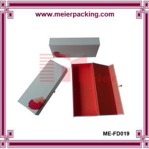 China Birthday custom wine gift box, Christmas wine cardboard box ME-FD019 wholesale
