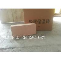 China Silica Insulating Refractory Brick With Low thermal conductivity wholesale