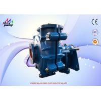 Quality 6 Inch Outlet Anti - Wear Mining AH Slurry Pump 8 Inch Inlet With Closed Type Impeller for sale