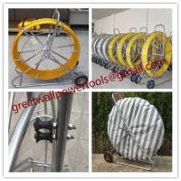 China Fiberglass push pull,frp duct rodder wholesale