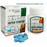 China JAPAN TENGSU Male Sex Enhancement Good For Heathy , No Side Effct wholesale