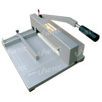 China Manual Paper Cutting Machine , Electric Paper Cutters Heavy Duty XD-320 wholesale