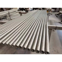 China Austenitic Stainless Steel Pipe ASTM A312 UNS S30815 Pickling Surface SMLS size 1/2 Inch to 60 inch wholesale