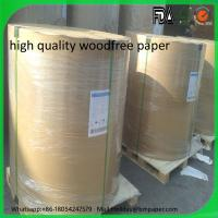 China High quality Woodfree offset printing paper 55grams wholesale