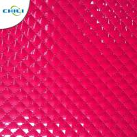 China OEM Synthetic Leather Fabric Waterbase Vegan Smooth Tough Flexibility Foiled wholesale