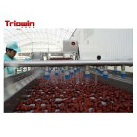 China High Speed Automatic Fruit And Vegetable Processing Line Red Date Crusher wholesale