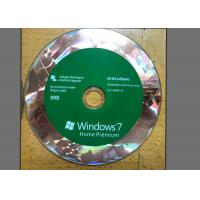 China Genuine Windows 7 Home Premium Full Version , Windows 7 Home Download For PC wholesale