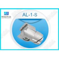China Die Casting Aluminum Alloy Tube Joint for Pipe Rack , metal pipe connectors wholesale